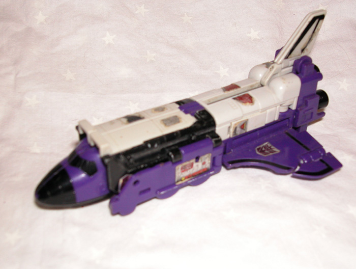 helicopter transformer space shuttle set - photo #39